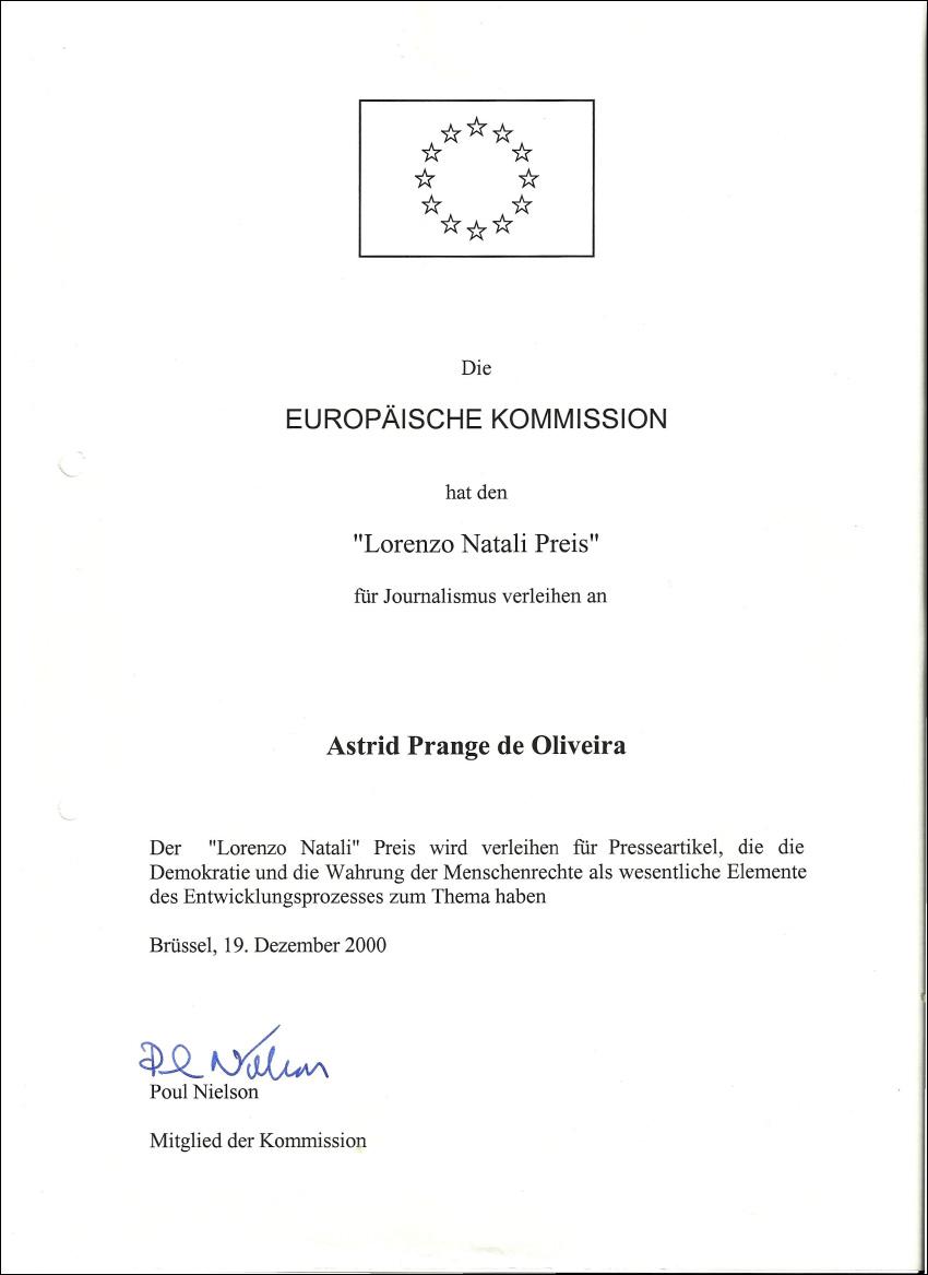 lorenzo-natali-preis